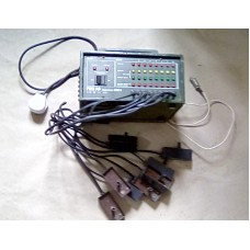 CLANSMAN PRC349 BATTERY CHARGER SEQUENCER PAG 6000M  8 POD