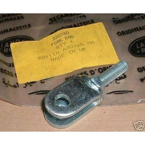 Lower tailgate lock fork