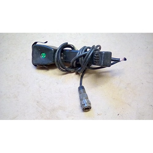 CLANSMAN STANDARD COMBAT HANDSET AND CABLE ASSY SOR