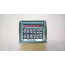 RACAL VRM5080 MA4168 REMOTE CONTROL KEYBOARD UNIT  SOR
