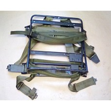 RACAL BCC RADIO MANPACK FRAME AND HARNESS