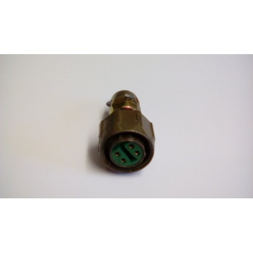 4 PIN FEMALE SOCKET 1.5INCH  OD