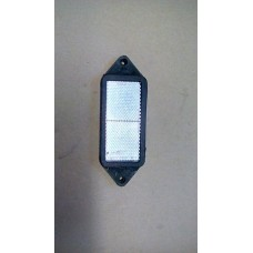 LUCAS CLEAR OBLONG RUBBER HOUSED REFLECTOR