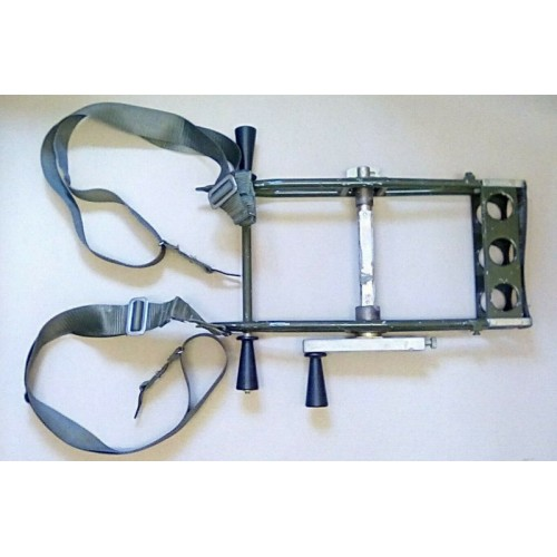 D10 WIRE LINE REEL WINDER FRAME, MAN-PORTABLE