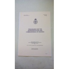 NEW RECON CRATED ENGINES RE COMMISSIONING MANUAL