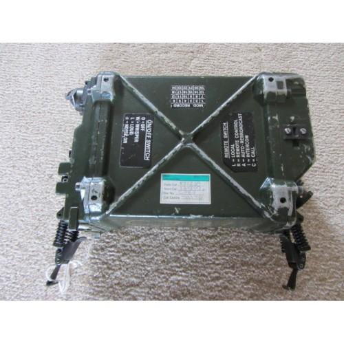 CLANSMAN PRC351 TRANSMITTER / RECIEVER RADIO (SOR)