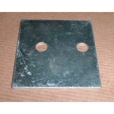 PACKING PLATE EXHAUST BRACKET