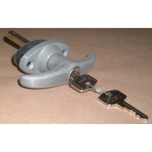 REAR UPPER TAILGATE HANDLE ASSY