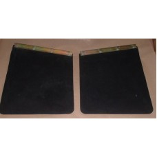 REAR MUDFLAPS (PAIR)