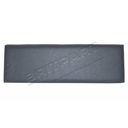 BACKREST BENCH GREY VINYL