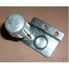 DOOR BUTTON LH. PUSH AND TWIST TYPE.