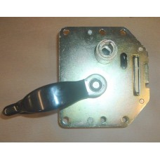 DOOR HANDLE LH / LOCK ANTI BURST TYPE