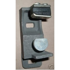 ANTI - BURST TYPE DOOR STRIKER PLATE. RH.