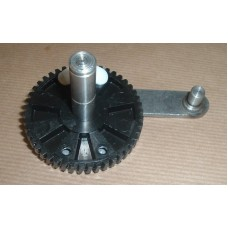 WIPER MOTOR GEAR AND CRANK ASSYGEAR