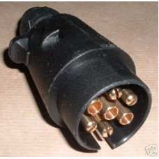 TRAILER 7 PIN PLUG (CIVILIAN)
