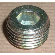 THREADED PLUG BLANK