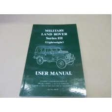 MILITARY LAND ROVER SERIES III PARTS CATALOGUE