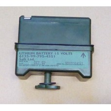 BATTERY,NONRECHARGEABLE PRC349 SOR