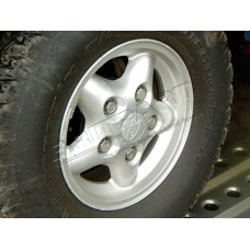 ALLOY WHEEL - TORNADO - 16