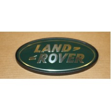 LAND ROVER OVAL BADGE