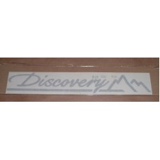 DISCOVERY DECAL