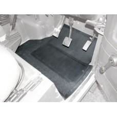 INDIVIDUAL RUBBER MAT - FRONT - HEAVY DUTY