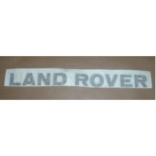 LAND ROVER BONNET DECAL