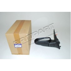 POWER FOLD MIRROR ASSY EXTERIOR LH