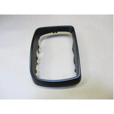 DOOR MIRROR BEZEL - BLACK