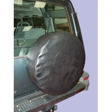 SPARE WHEEL COVER - PLAIN BLACK