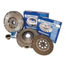 TD5 FLYWHEEL AND CLUTCH KIT