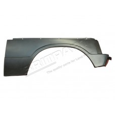 ABS FRONT OUTER PLASTIC WING RRC 1989 ON PANEL