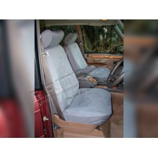 WATERPROOF SEAT COVERS FRONT SET