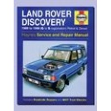 DISCOVERY 1 HAYNES REPAIR MANUAL