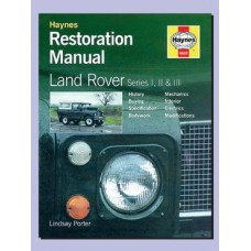 LAND ROVER SERIES MODELS RESTORATION MANUAL