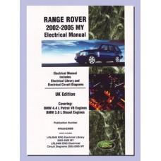 RANGE ROVER ELECTRICAL MANUAL