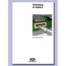 WINCH SAFTEY BOOK