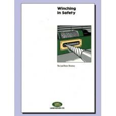 WINCH SAFTEY BOOK