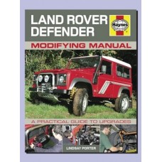 DEFENDER MODIFYING MANUAL