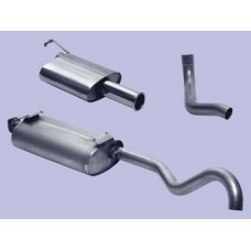 EXHAUST DISCO 3.9 V8 PETROL SP