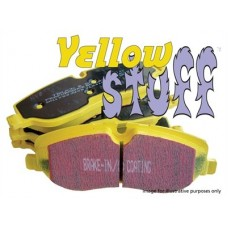 EBC YELLOW STUFF PERFORMANCE REAR BRAKE PADS