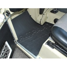 RUBBER MAT SET FRONT - SERIES 2 & 3