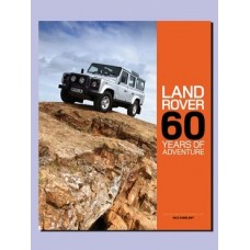 LAND ROVER 60 YEARS OF ADVENTURE BOOK