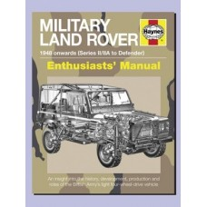 HAYNES MILITARY LAND ROVER MANUAL