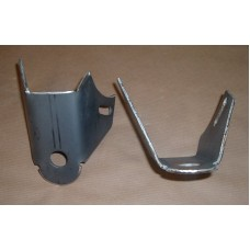 SHOCK ABSORBER BRACKETS - PAIR