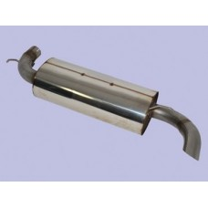 STAINLESS STEEL SILENCER SYSTEM