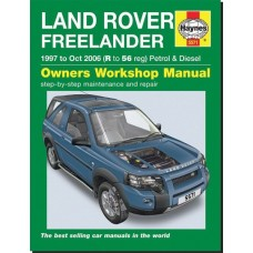 HAYNES FREELANDER WORKSHOP MANUAL