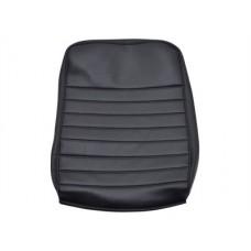 BLACK SEAT COVER