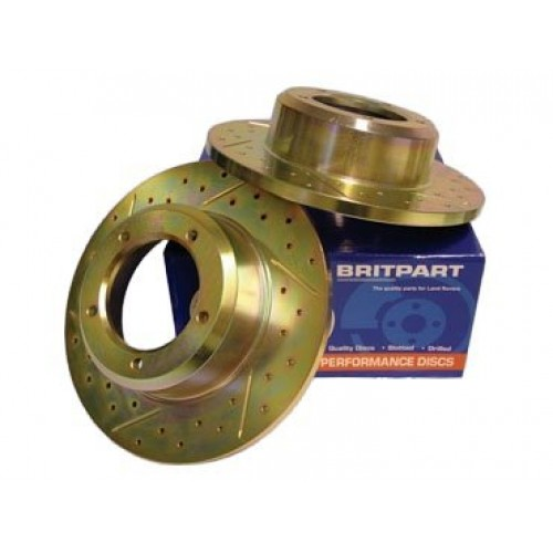DISCOVERY 2 FRONT PERFORMANCE BRAKE DISCS