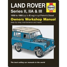 HAYNES OWNERS WORKSHOP MANUAL SERIES 2, 2A & 3